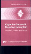 Kognitive Semantik /Cognitive Semantics