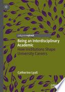 Being an Interdisciplinary Academic