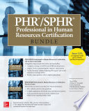 PHR/SPHR Professional in Human Resources Certification Bundle