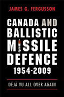Pdf Canada and Ballistic Missile Defence, 1954-2009