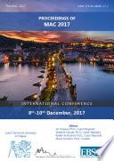Proceedings Of Mac 2017