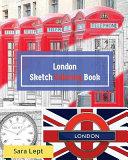City Sketch Coloring Book