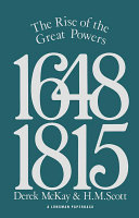 The Rise of the Great Powers 1648   1815