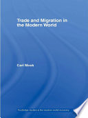 Trade and Migration in the Modern World Pdf/ePub eBook