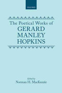 The Poetical Works of Gerard Manley Hopkins