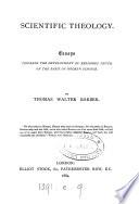 Scientific theology