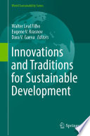 Innovations and Traditions for Sustainable Development