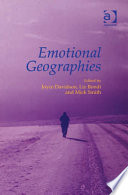Emotional Geographies Book