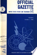 Official Gazette of the United States Patent and Trademark Office Pdf/ePub eBook