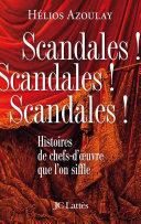 Scandales ! Scandales ! Scandales ! Pdf/ePub eBook