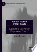 Is Basic Income Within Reach