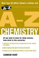Schaum's A-Z Chemistry
