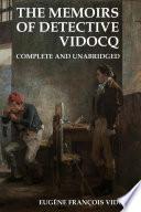 The Memoirs of Detective Vidocq