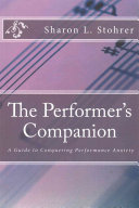 The Performer s Companion