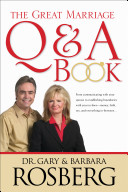The Great Marriage Q   A Book
