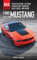 Ford Mustang Red Book Pdf/ePub eBook