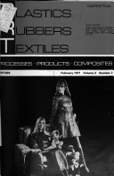 Plastics  Rubbers  Textiles