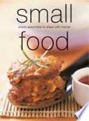 Small Food Pdf/ePub eBook