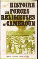 Pdf Histoire des forces religieuses au Cameroun Telecharger