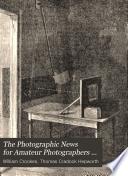 The Photographic News