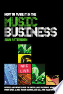 How To Make it in the Music Business Book