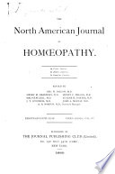 The North American Journal of Homeopathy Book