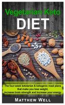 VEGETARIAN KETO DIET Book