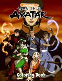 Avatar Coloring Book
