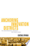 Anchoring Innovation Districts