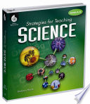 Strategies For Teaching Science Levels K 5 Book PDF
