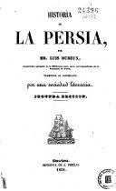 Historia de la Persia