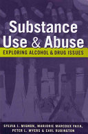 Substance Use and Abuse Book