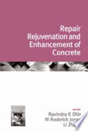 Repair  Rejuvenation and Enhancement of Concrete