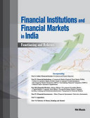 Financial Institutions and Financial Markets in India