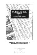 On Philip K  Dick Book PDF