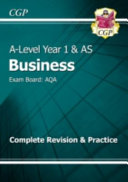 A-Level Year 1 and AS Business