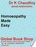 Homoeopathy Made Easy