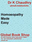 Homoeopathy Made Easy