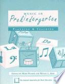Music in Prekindergarten