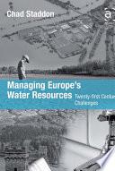 Managing Europe S Water Resources