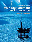 Cover of Introduction to Risk Management and Insurance