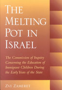 Pdf The Melting Pot in Israel