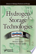 Hyrdogen Storage Technologies Book