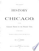From 1857 until the fire of 1871 Book