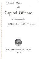A Capitol Offense