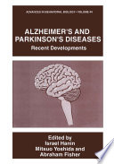 Alzheimer   s and Parkinson   s Diseases Book