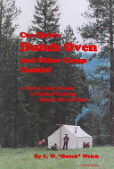 Pdf Cee Dub's Dutch Oven and Other Camp Cookin'
