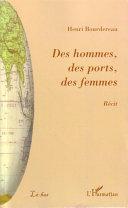 Pdf Des hommes, des ports, des femmes Telecharger