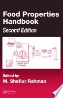 Food Properties Handbook, Second Edition