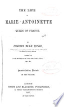 The Life of Marie Antoinette  Queen of France Book PDF